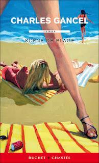 Scene de plage Charles Gancel Buchet Chastel