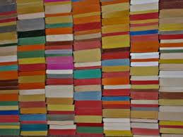 Tranches de livres de poche Saint Maur en poche